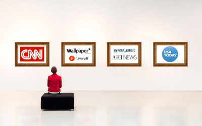Secrets to Pitching (Both) Art Galleries And The Media