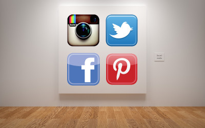 Social Media For Artists: Share & Sell