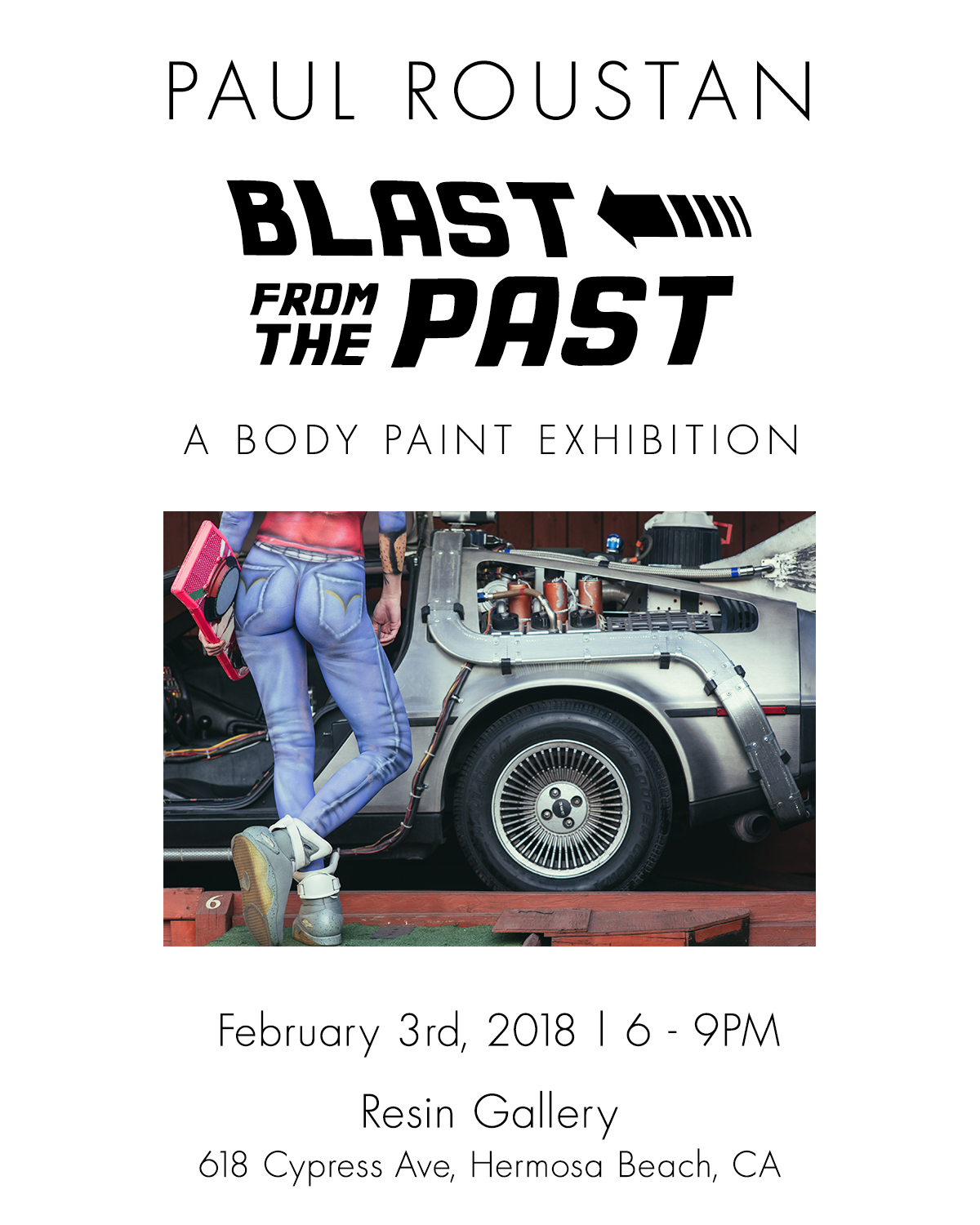 Paul Roustan – Blast From the Past